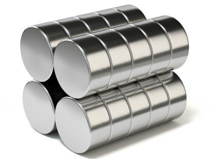 Zastosowanie magnesu w przemyśle